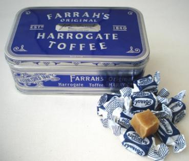 Harrogate Toffee, Tin : 1R513